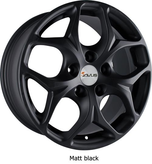 Avus AC-MB2 Matt Black