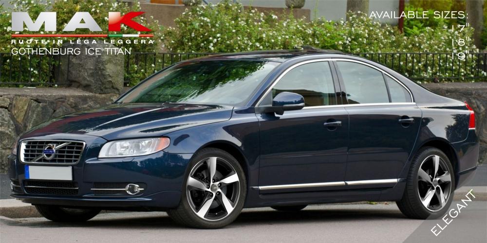 S80 (A/A, AWD, 2006-)