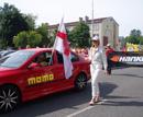Pirelli Key Point piedalīšanās Ventspils pilsētas svētku gājienā