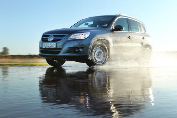 ADAC: Теcт летних шин для SUV