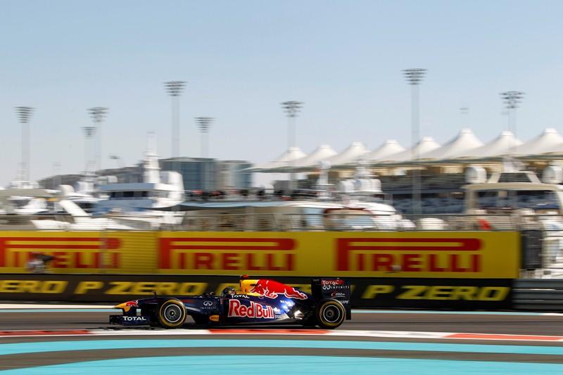11.2011 F1 Гран-При Aбу-Даби