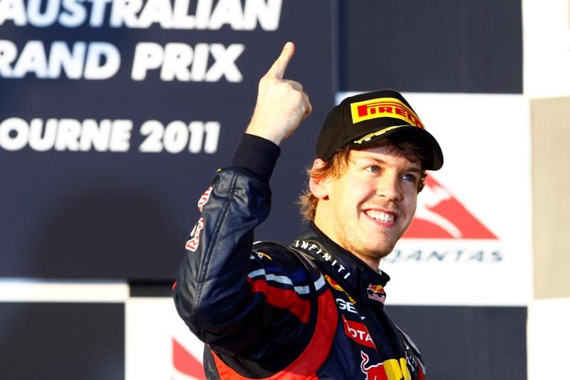 F1 Гран При Aвcтралии