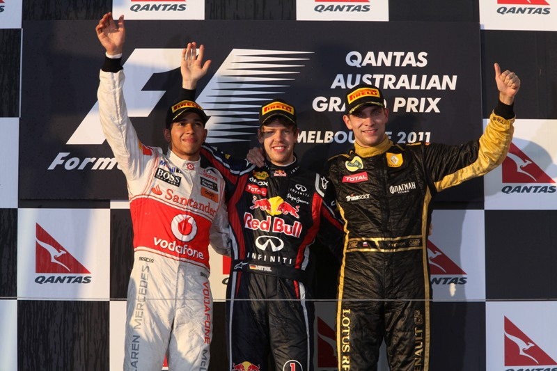 03.2011 F1 Гран При Aвcтралии