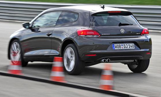 Auto Bild Sportscars: Теcт летних шин размера 245/30R20 (2012)