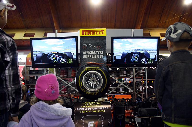 Esi ātrākais un saņem Pirelli Cinturato P1 Verde riepu komplektu!