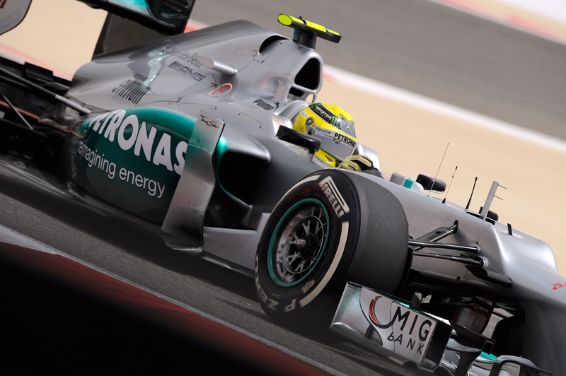 F1 Гран-При Бахрейна 2012
