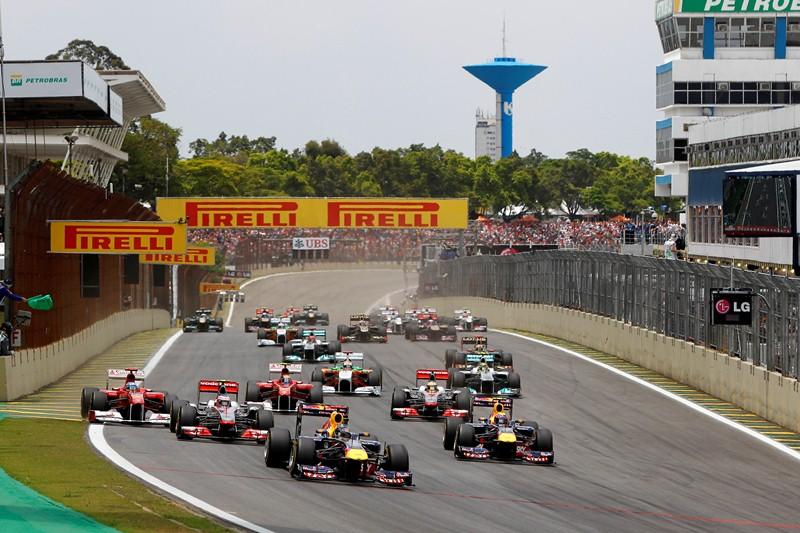 11.2011 F1 Гран-При Бразилии