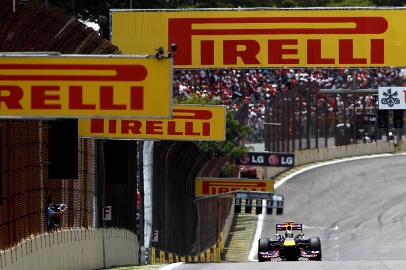 F1 Гран-При Бразилии