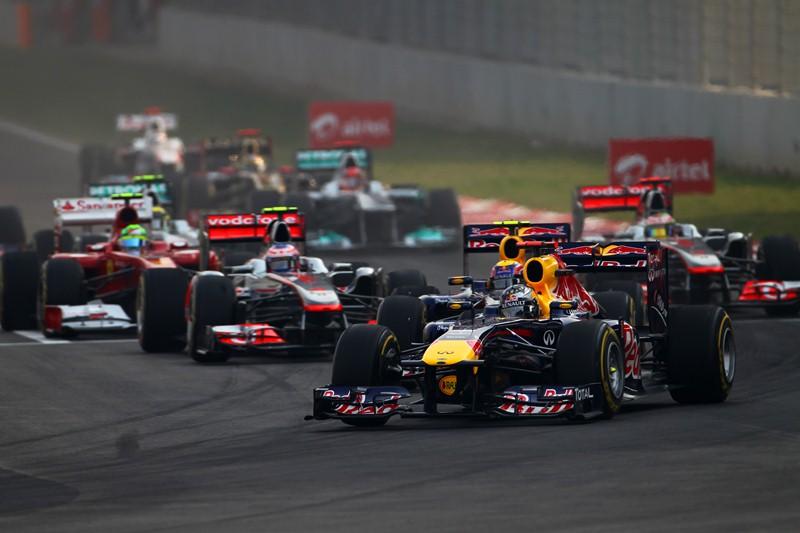 10.2011 F1 Гран-При Индии