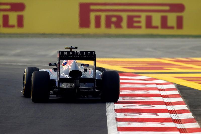 F1 Гран-При Индии