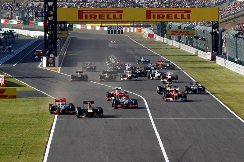 10.2011 F1 Гран-При Японии