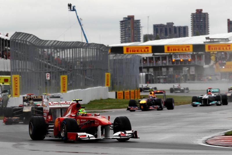 06.2011 F1 Гран-При Канады