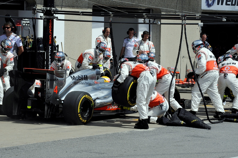 F1 Kanādas Grand Prix 2012