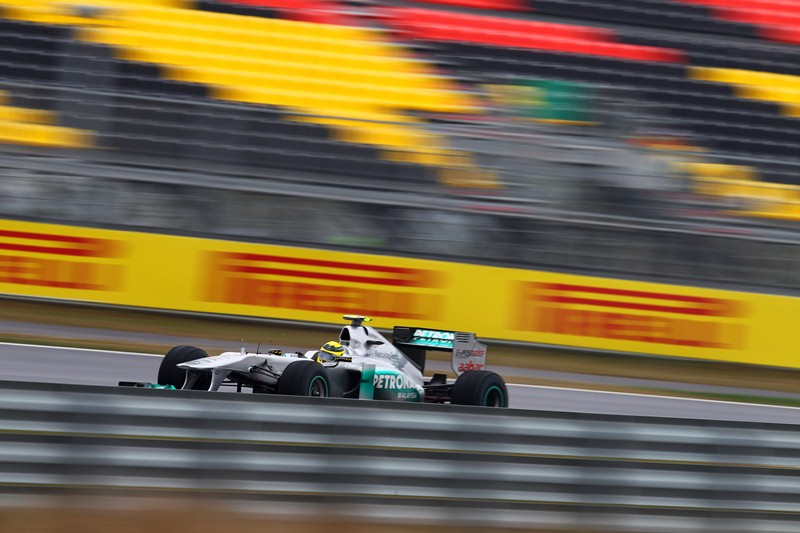 10.2011 F1 Гран-при Кореи