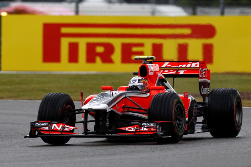 07.2011 F1 Гран-При Великобритании