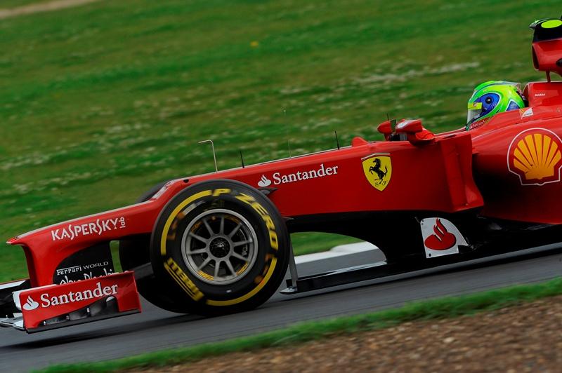 F1 Lielbritānijas Garnd Prix 2012