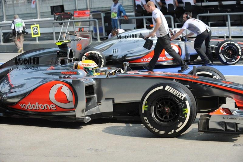 F1 Malaizijas Grand Prix 2012