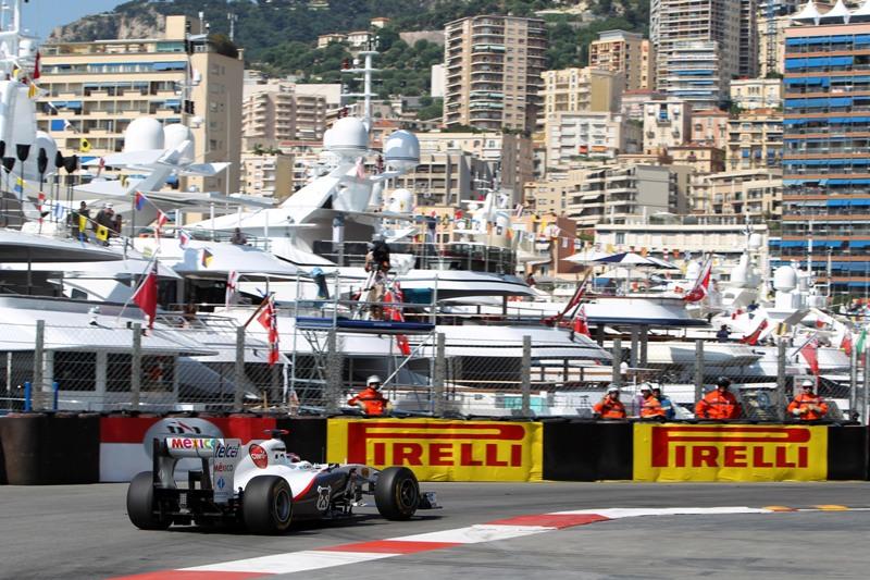 F1 Monako Grand Prix