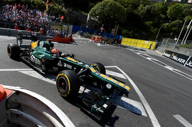 F1 Monako Grand Prix 2012