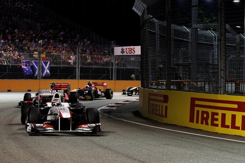 F1 Гран-При Сингапури