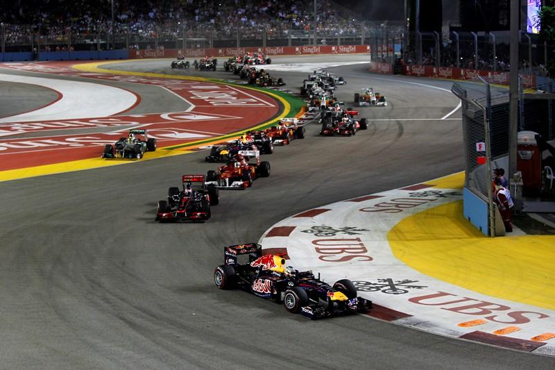 09.2011 F1 Гран-При Сингапури