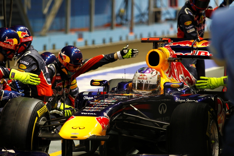 F1 Singapūras Grand Prix