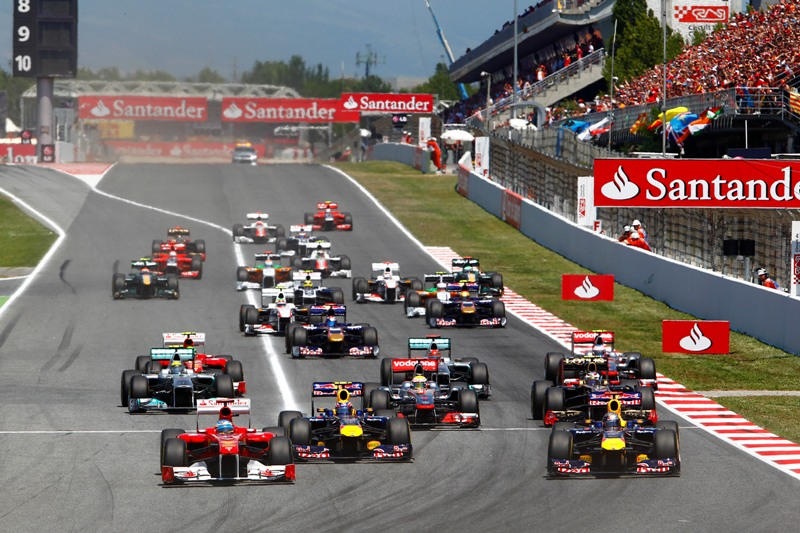 F1 Spānijas Grand Prix