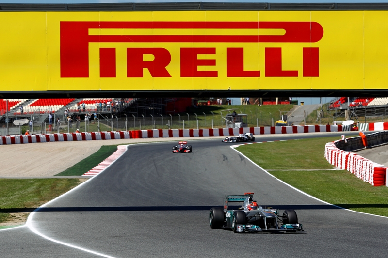 F1 Гран При Иcпании