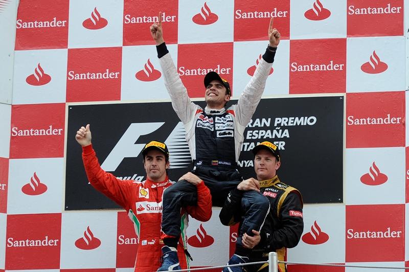 F1 Spānijas Grand Prix 2012