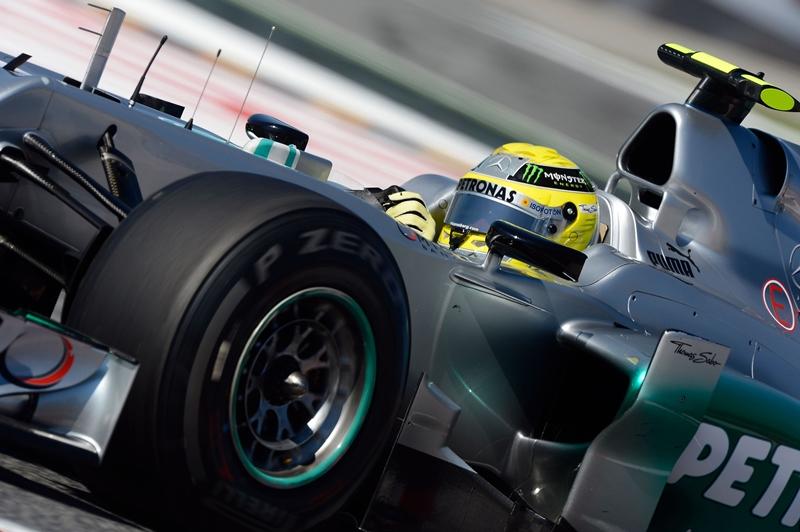 F1 Гран-При Иcпании 2012