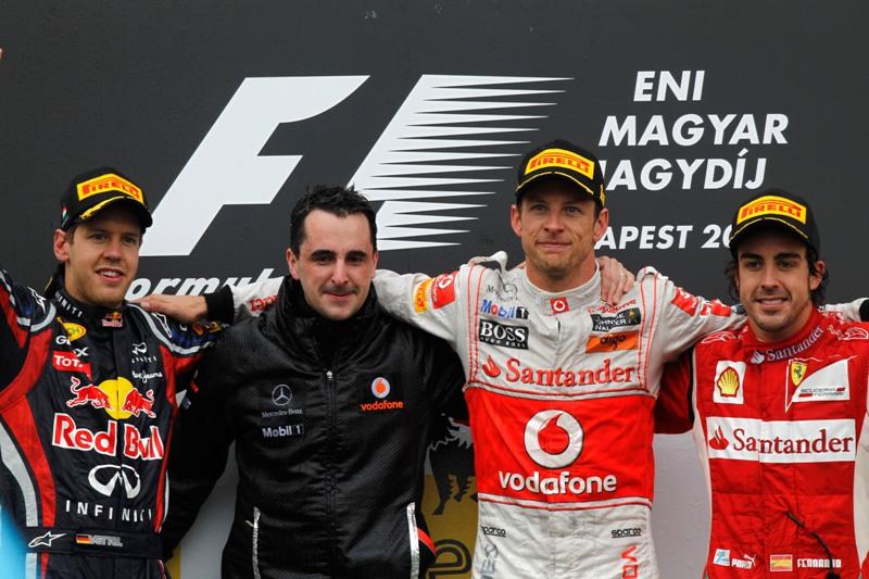 F1 Ungārijas Grand Prix