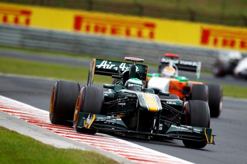 F1 Гран-При Венгрии
