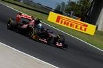 F1 Гран При Венгрии 2012