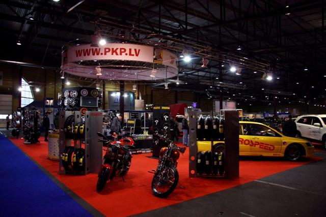 Pirelli Key Point piedalās 11. Rīgas Starptautiskajā autošovā