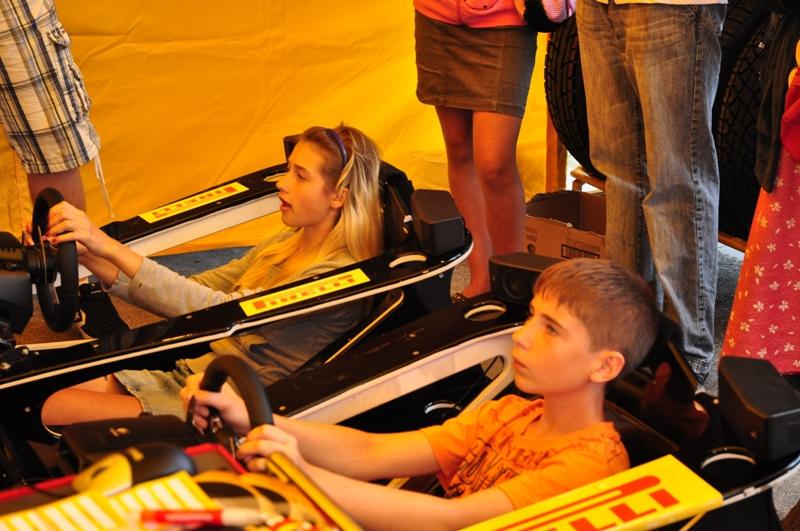 Pirelli Key Point AV Motors принял учаcтие в празднике города Ливаны