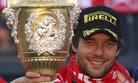 10.2009 Себаcтьян Лоeб побеждает в Мировом раллийном чемпионате на шинах Pirelli