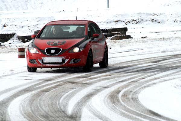 Drošas braukšanas poligons