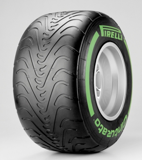 Pirelli Cinturato Intermediate GREEN