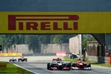 F1 Гран При Италии 2012