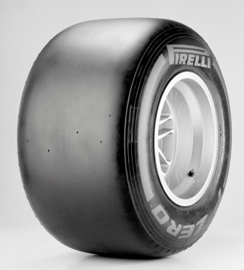 Pirelli P Zero Hard SILVER