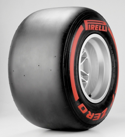 Pirelli P Zero Supersoft RED
