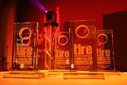 Pirelli tire award 2009