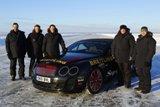 Ar Pirelli riepām Kankunens uzstāda jaunu pasaules rekordu uz ledus