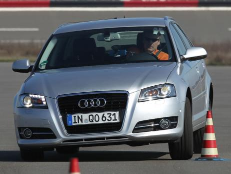 Auto Zeitung riepu tests izmērā 225/45R17 (03.2011)