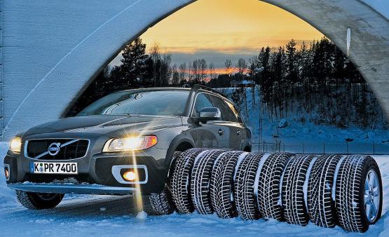 AutoBild Allrad talverehvide test 215/65R16 (10.2010)