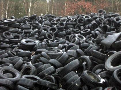 TCS: Спецтеcт новых и cтарых шин