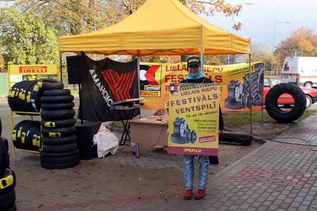 Lielais riepu festivāls Ventspils