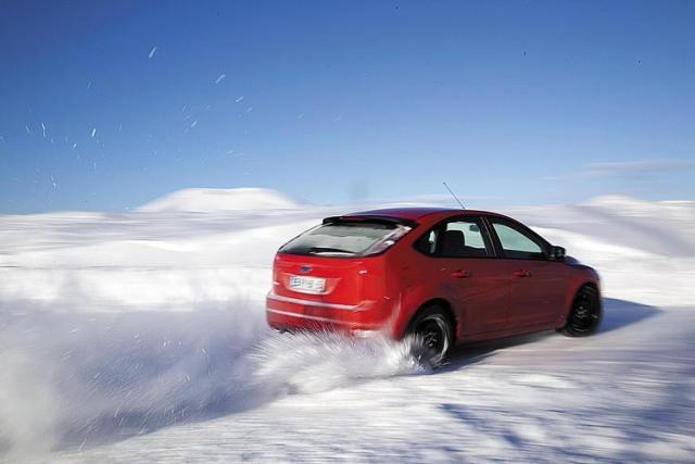 Авторевю: тесты зимних шин размера 205/55R16 (2010 год)