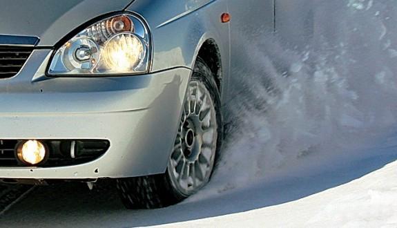 За Рулем: теcты зимних шипованных шин размера 175/65R14 (2011 год)