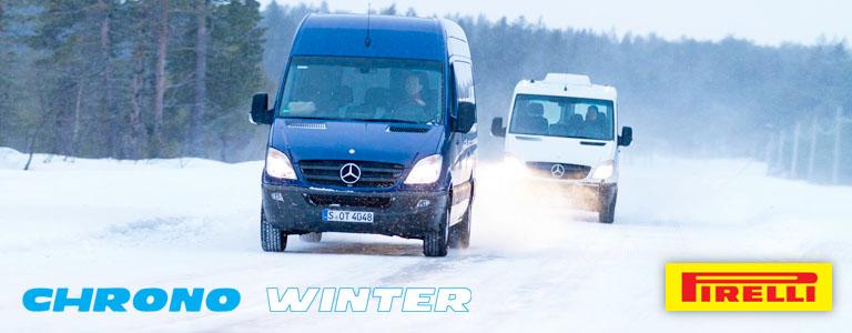 Padangos Pirelli Chrono Winter